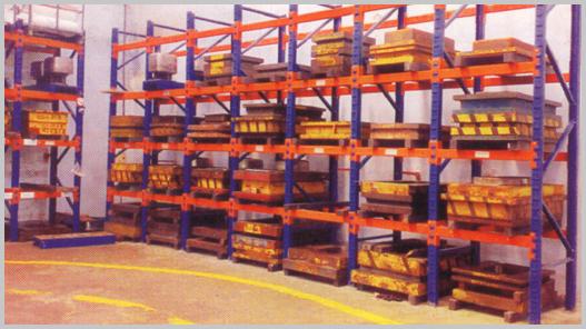 Storage Systems Slotted Angles Pallet Racks Racks